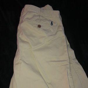 Men's polo shorts